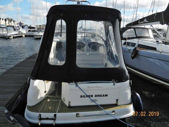 2002 Sealine S23 - Silver Dream