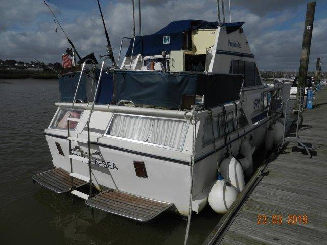 Moonraker 36 1974 Yacht Boat For Sale in Strood - £34,995