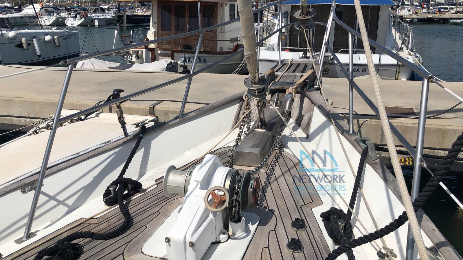 Windlass Belliure 50 for sale