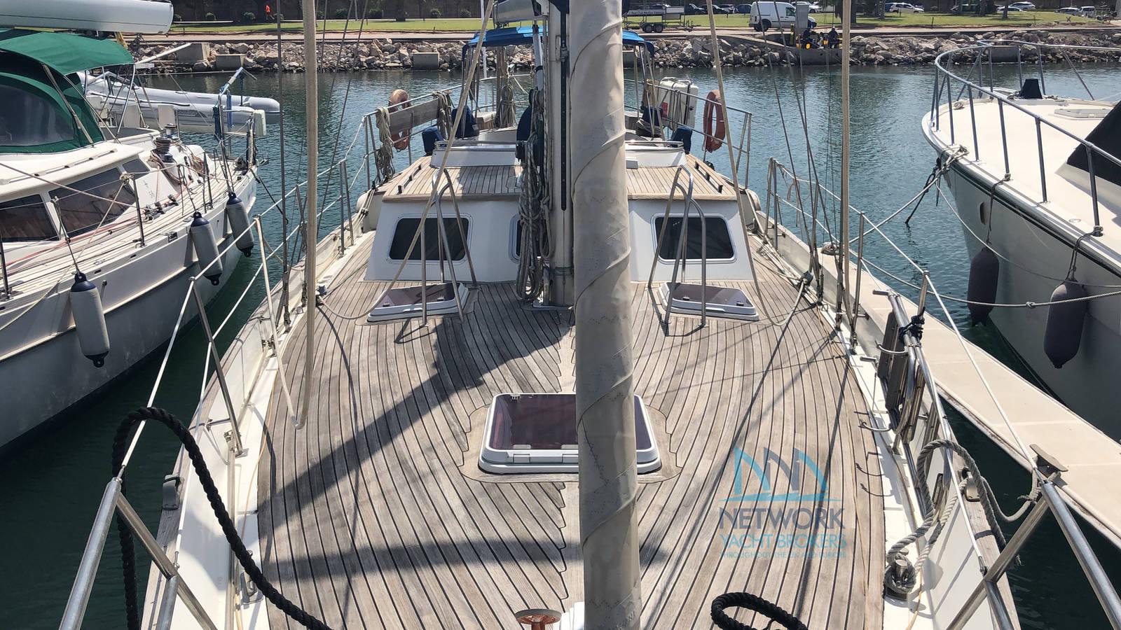 view deck Belliure 50 for sale