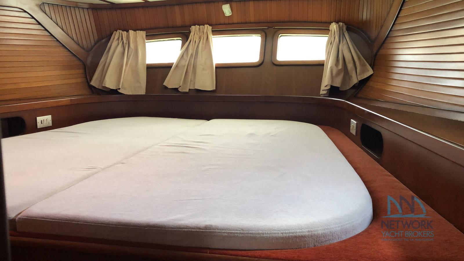 ensuite double cabin aft area  Belliure 50