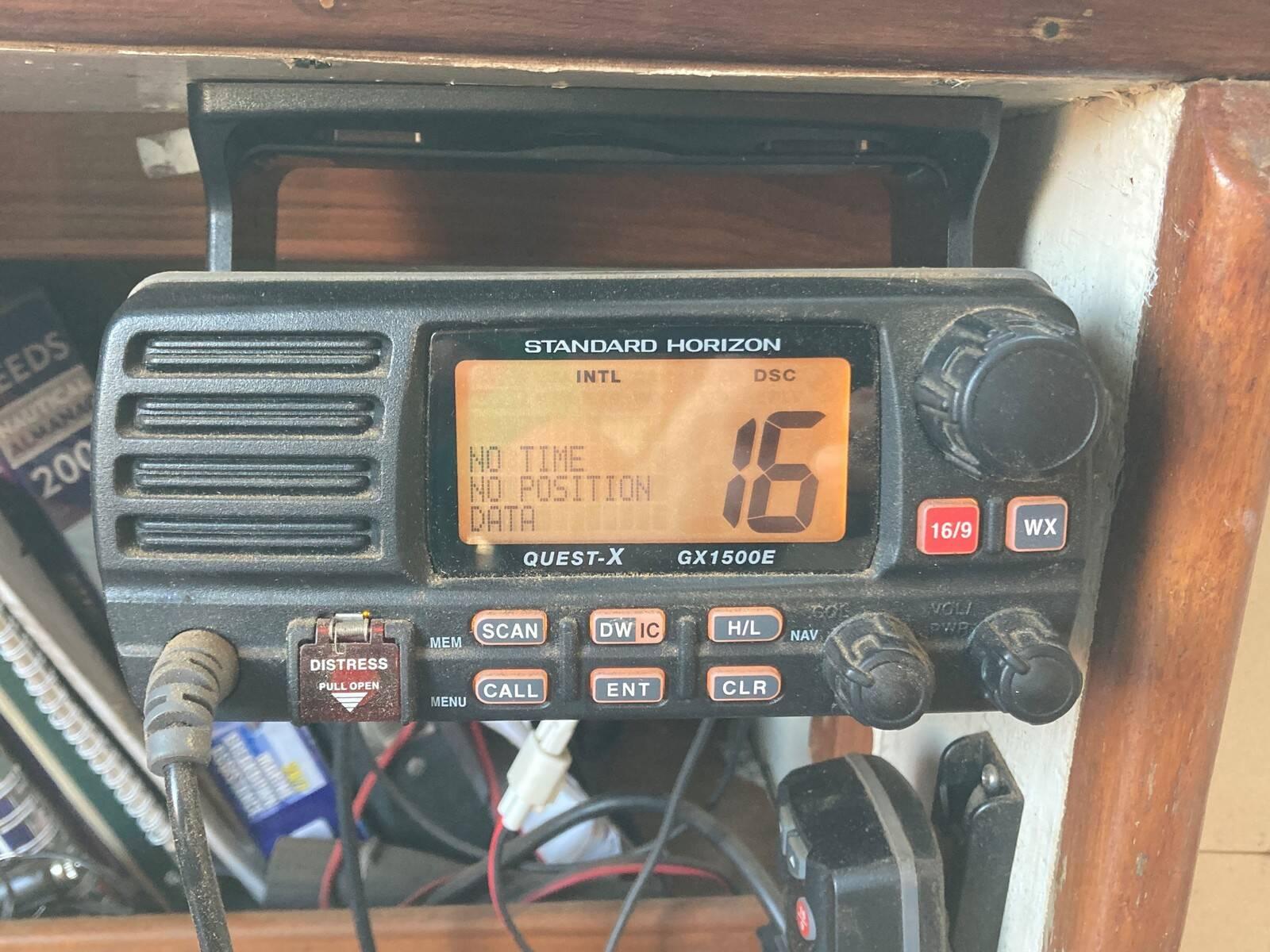 Twister 28 VHF