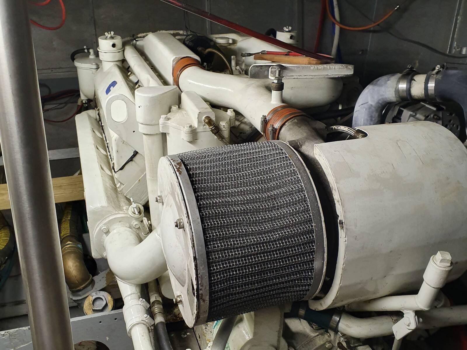 Souter 50 port engine