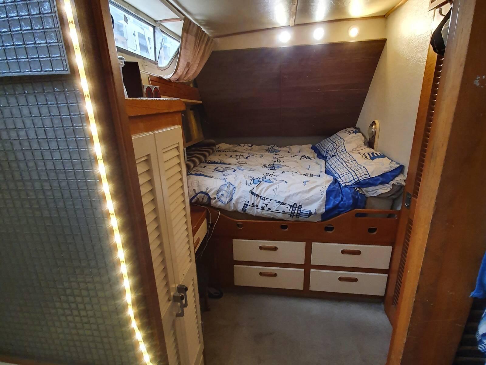 double berth