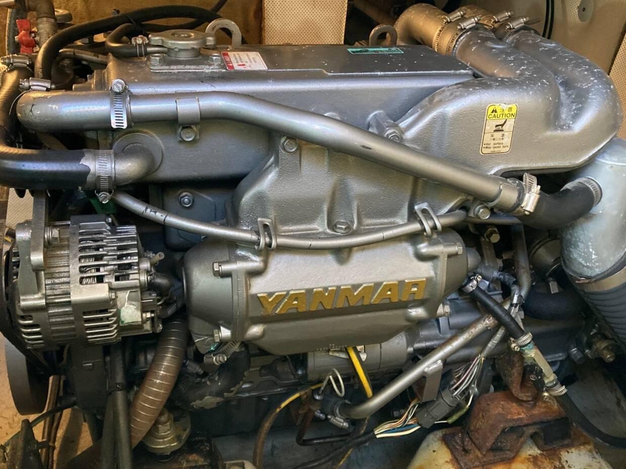 Lattitude 44 engine