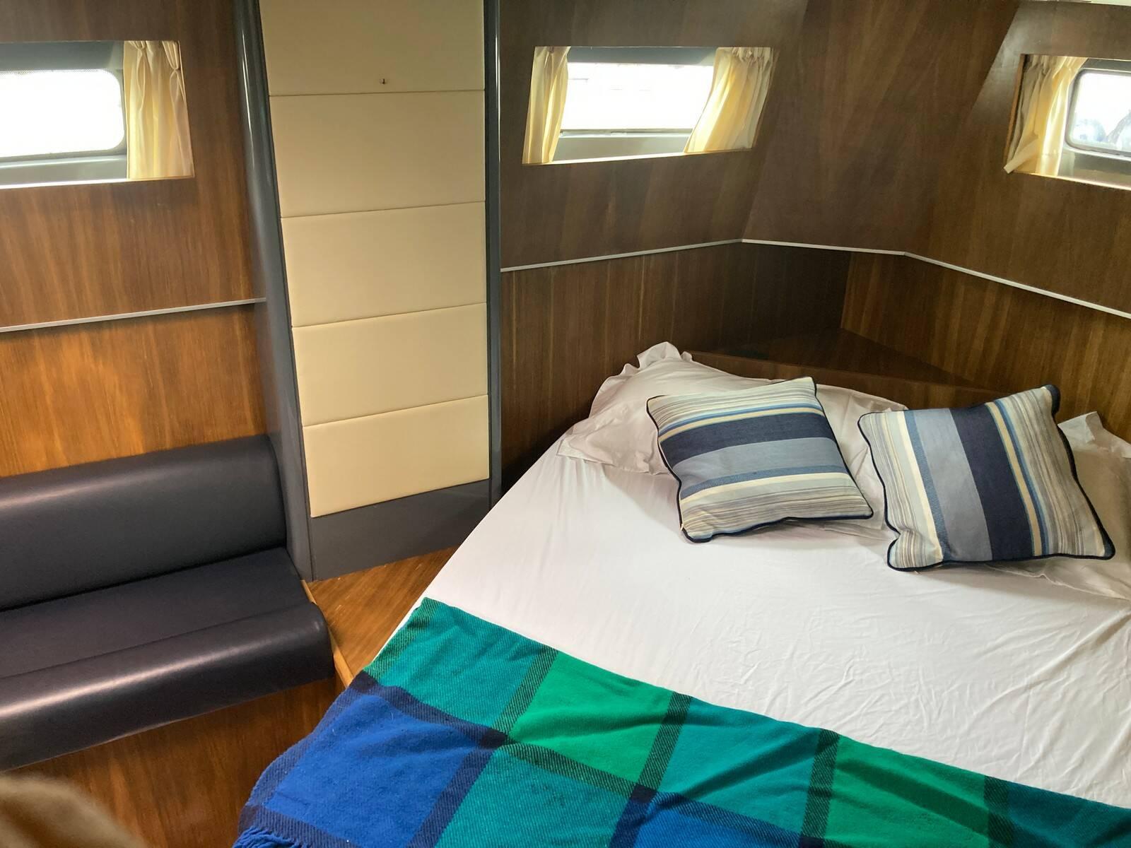 Lattitude 44 aft cabin